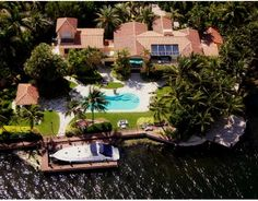 10 of the Most Expensive Celebrity Homes - Alex Rodriquez - $38 million