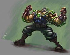 Bane, Avengers Art, Detailed Image, Hulk, Dc Comics, Concept Art, Batman, Deviantart, Classic