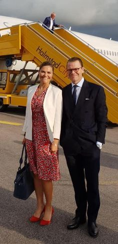 Crown Princess Couple attend Artificial Intelligence Conference — The Royals and I Princess Victoria Of Sweden, Crown Princess Victoria, Sweden Fashion, Prince Daniel, Conference, Royalty, Politicians, Etiquette, Organizations