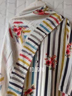 Kurti Designs Party Wear, Kurta Designs, Dress Designs, Hand Embroidery Designs, Embroidery Kits, Ribbon Embroidery, Indian Suits, Punjabi Suits, Pakistani Dress Design