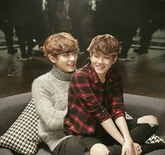 CHANBAEK ♡