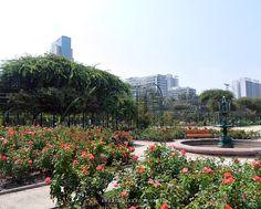 Parque Araucano, las Condes, Santiago