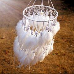 Beautiful Chandelier Dream Catcher