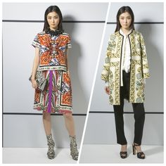 Awesome style at Etro Resort 2016