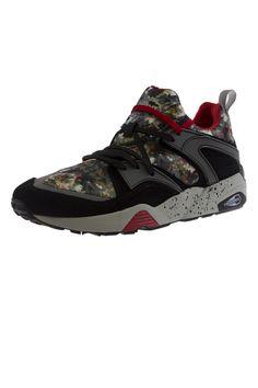 c89a36012ea5f Puma - Blaze Of Glory X Veil Lifestyle Shoes in Black   Multicolor