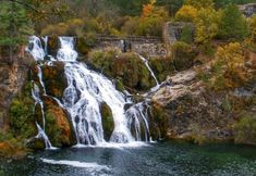 El Salto de Poveda Nature Pictures, How Beautiful, Waterfall, Places, Outdoor, Sierra, Camper, Natural Pools, Natural Playgrounds