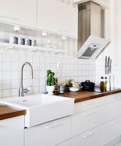 Blk 443C Fajar Road Scandinavian HDB Interior Design Kitchen