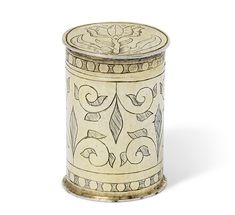 AN ELIZABETH I SILVER-GILT COUNTER BOX | UNMARKED, CIRCA 1600 | All other categories of objects, box/case | Christie's English Monarchs, London Pictures, Elizabeth I, Old London, Victoria And Albert Museum, Clay Pots, Art Forms, Counter, Initials