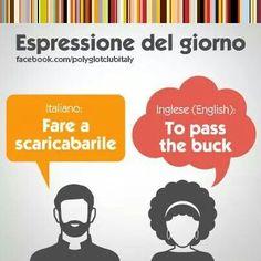 Learning Italian Language ~ Espressioni