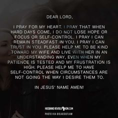 Prayer: Hard Days