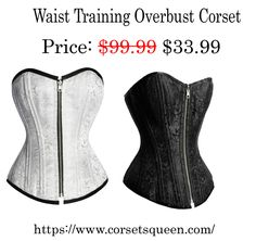 Waist Training Corset Corset Shop, Wedding Corset, Plus Size Corset, Steampunk Corset, Waist Training Corset, Corsets, Boots, Shopping, Color