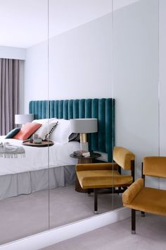 the Marianella furnished apartments in dublin, ireland. / sfgirlbybay
