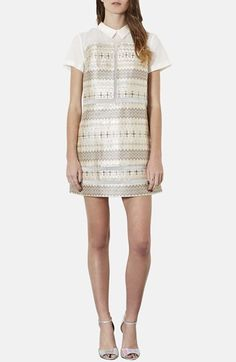 #Topshop                  #Dresses                  #Topshop #Annabel #Metallic #Jacquard #Shift #Dress                           Topshop Annabel Metallic Jacquard Shift Dress                                 http://www.snaproduct.com/product.aspx?PID=4986167
