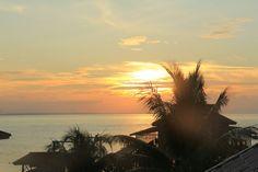 Sunset Derawan Island