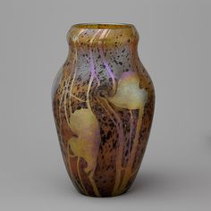 Designed by Louis Comfort Tiffany | Vase | American | The Met