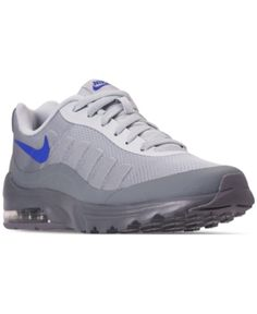 the latest a38ef ec81a Nike Men s Air Max Invigor Print Running Sneakers from Finish Line - Black  11.5 Running Sneakers