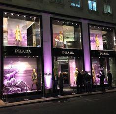 Prada - Old Bond street, London