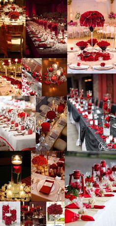 Gorgeous wedding centerpieces ideas for red and white weddings visit summerweddingseries spectacular wedding table decorations and centrepieces for the most popular summer wedding themes junglespirit Choice Image
