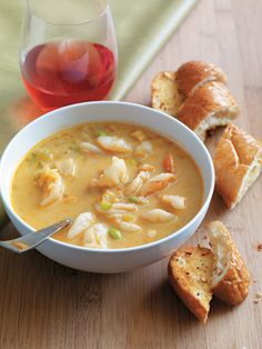 Shrimp Bouillabaisse