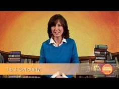 Power Up & Read: 5 Parenting Tips for Summer Reading - YouTube