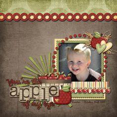 Apple of My Eye//joanna e pickleberrypop