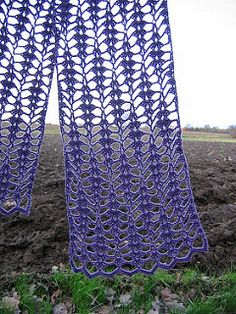 This pattern appeared as a freebie in my monthly newsletter in January 2007.