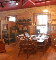 The Corner Peddler Located In Jordan Minnesota Sells Antiques, Primitives,  Reproductions, And Accessories