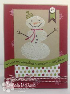 Snow Day Stamp Set -