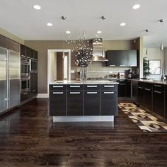 The Hampton Wood Look Tile Flooring Collection from Eleganza features posh lines and patterns and a glossy finish for the perfect look. Safe for use throughout the home or homes with pets.