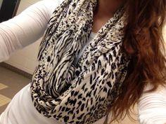scarf. ♡