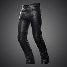 Premium leather, straight boot cut and clean & latest design. We designed and built trousers suitable for all riders. Check all new items from Roadster collection! Motorbike Clothing, Motorcycle Pants, Biker Pants, Motorcycle Leather, Black Leather Pants, Leather Trousers, Leather Jacket, Sheep Leather, Bobber