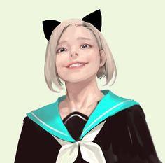 Character Art, Character Design, Kim Bum, List Of Artists, Art Station, Korean Artist, Illustration Girl, Art Studies, Comic Artist