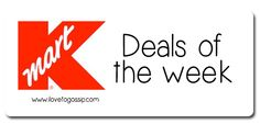 Big Kmart Couponing Deals for the week of Oct 26 – Nov 1 | Coupon Karma