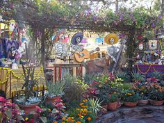 Day of the Dead Decorations by Anna1227, via Flickr