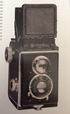 Rolleiflex I (1929)