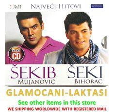 2CD SEKIB MUJANOVIC SEKI BIHORAC NAJVECI HITOVI 2011 narodna balkan music bosna