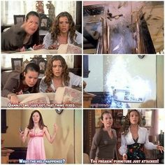 Serie Charmed, Charmed Tv Show, Charmed Quotes, True Tv, Charmed Book Of Shadows, Charmed Sisters, Warehouse 13, Tv Times, Librarians