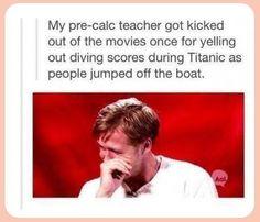 ...i wish my teachers were that cool...