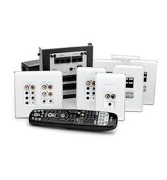 ON-Q / Legrand AU5544-WH lyriQ Multi-Source 4 Zone Kit with Studio Keypads, White by On-Q Legrand. $1199.95. From the Manufacturer                This lyriQ Audio Kit lets homeowners enjoy four music sources throughout their home. It allows whole house commands and it easily integrates with the On-Q Broadcast or Selective Call Intercom Systems.                                    Product Description                This lyriQ Audio Kit lets homeowners enjoy four music sources thr...