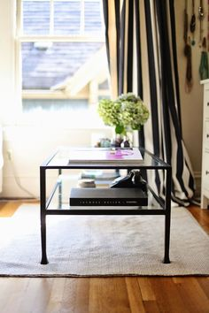 coffee table style #hometour #theeverygirl