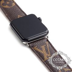 Louis Vuitton style apple watch band you've been waiting for are on sale.Please click the link to find the more imformation. Apple Watch ベルト, Gucci Apple Watch Band, Apple Watch Bands Fashion, Apple Band, Cute Apple Watch Bands, Cool Watches, Watches For Men, Popular Watches, Sport Watches