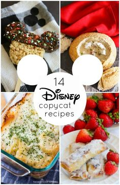 copycat recipes 14 AMAZING Disney Copycat Recipes to Make at Home! Recreate the feeling of Disney with these recipes inspired by the ones served at Disneyland and Walt Disney World! Slow Cooker Recipes Cheap, Slow Cooker Sausage Recipes, Slow Cooker Recipes Dessert, Crockpot Meals, Dinner Recipes, Disney Dishes, Disney Snacks, Disney Food Recipes, Disney Desserts