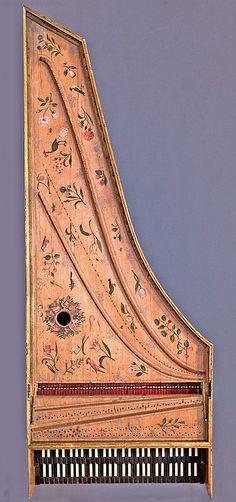 Ruckers Harpsichord - 19th century