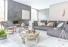 Create a gorgeous scheme with these striking living room decorating ideas