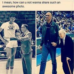 Never forget the people that helped and guided you.