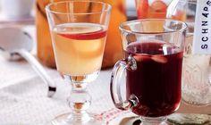 Voňavé horké nápoje - Zázvorový punč s jablky – bez alkoholu