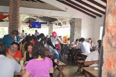 Mega Parrillada Halloween - Restaurante La Barra #Cali