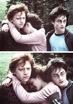Ron Weasley, Hermione Granger and Harry Potter, Harry Potter and the Prisoner of Azkaban, 2004