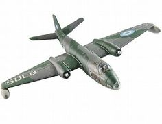 The Corgi 1/72 BAC Canberra Mk.62 B-105, Grupo de Bombardo 11 Air Brigade, Air Group No.2 Parana, Argentine Air Force, 1982 is a superbly detailed diecast model aircraft in the Aviation Archive collection. Discounts available on all Corgi products at Wonderland Models.