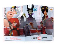 #rumorednewcharacter - Disney Infinity Villains pack- Queen of Heart, Maleficent & Jafar